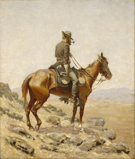 Monday Art: Frederic Remington