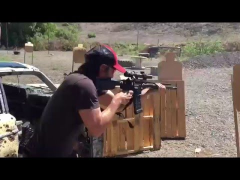 John Wick, er, Keanu, Does Three-Gun