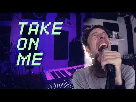 Take on Me - the Metal Version