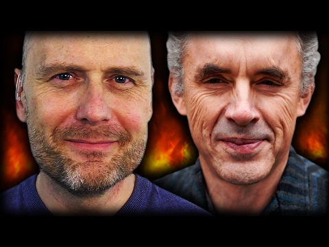 Stefan and Jordan Peterson