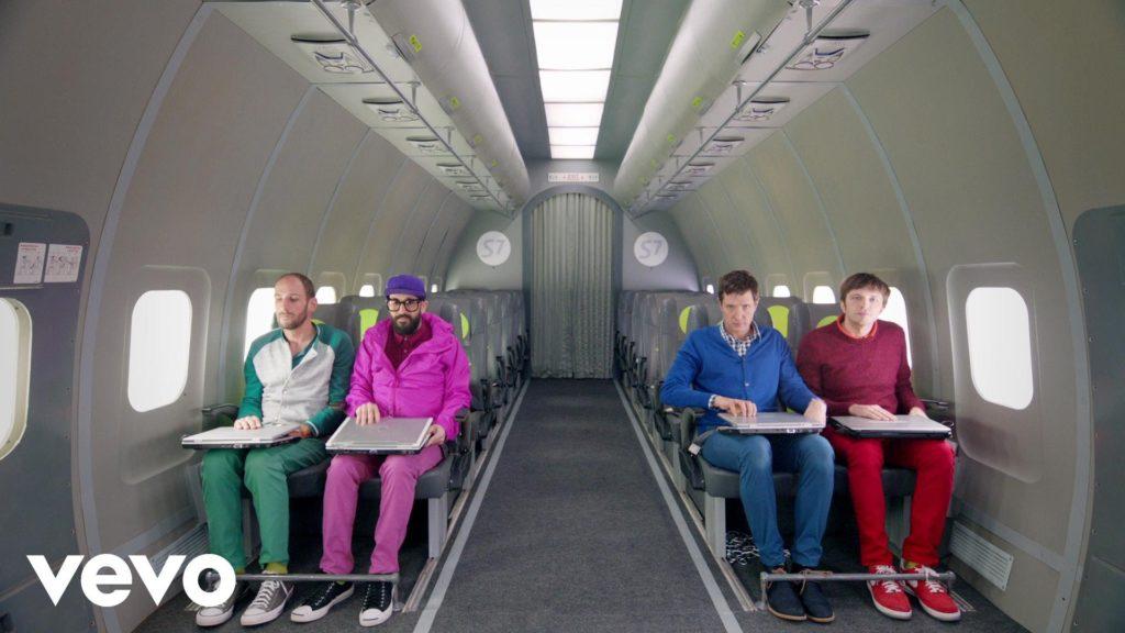 OK Go. Obsession