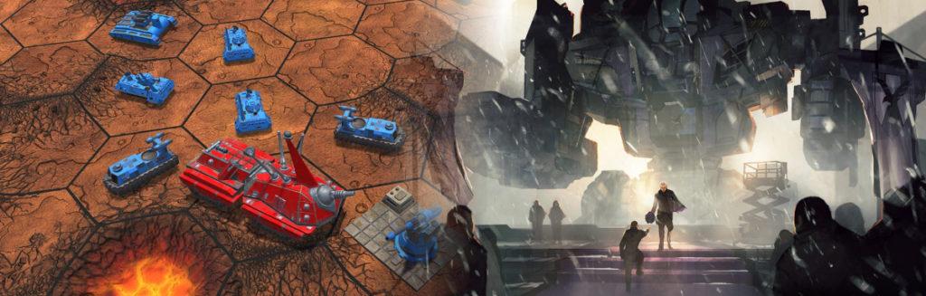 Battletech, and Ogre