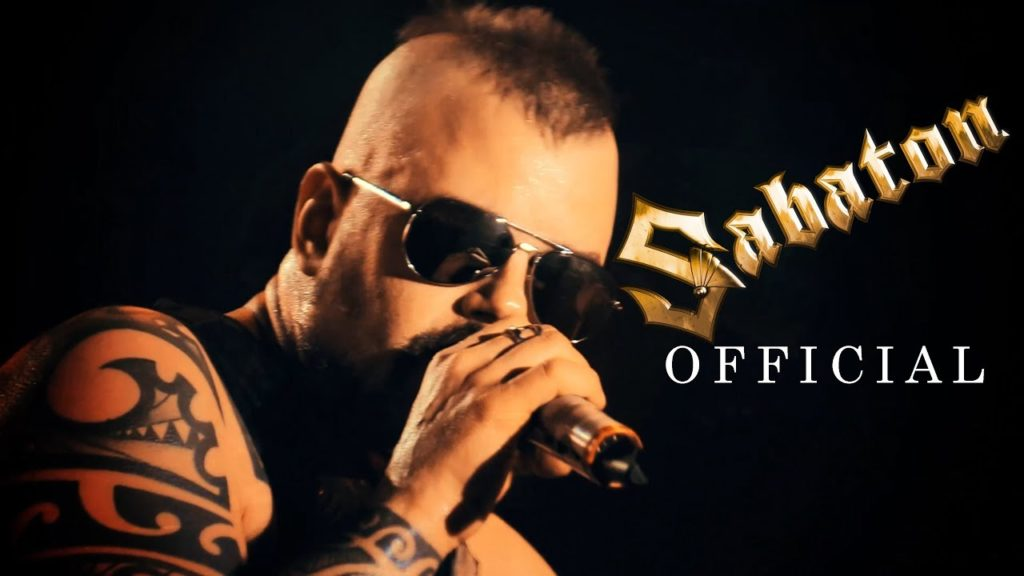 Sabaton : The last Stand : The Last Battle