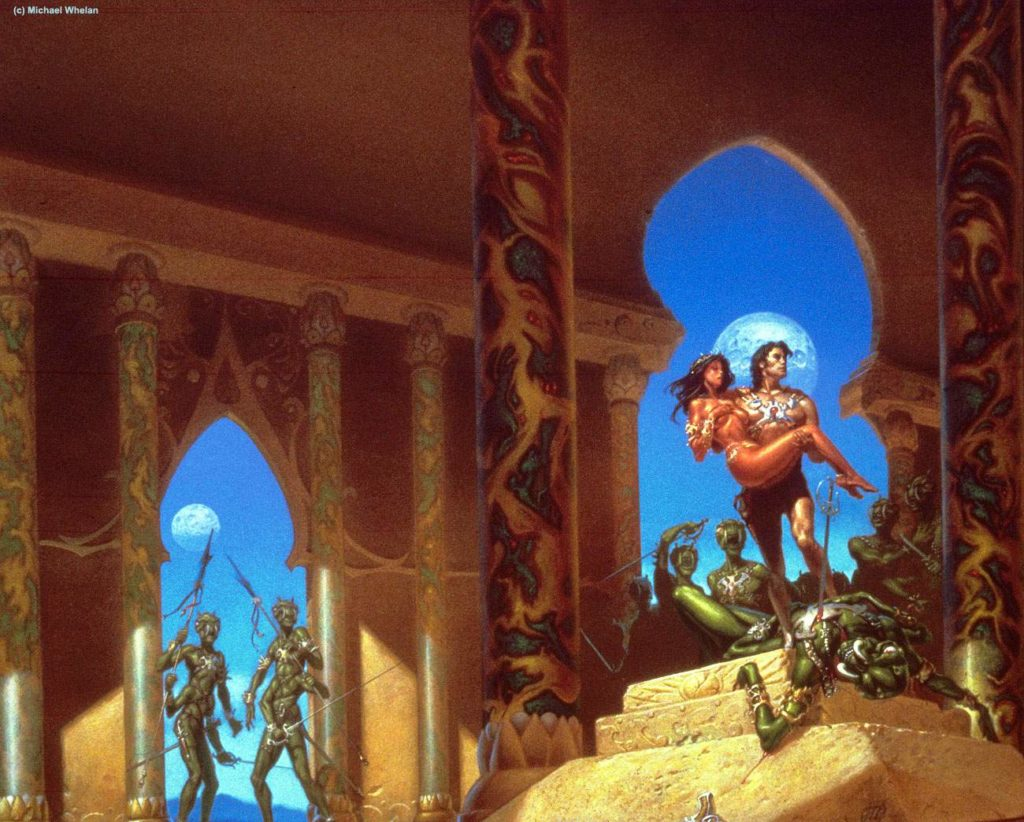 (Fantasy) Art Monday - (mostly) Whelan Edition
