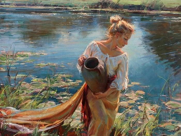 Art Monday - Daniel Gerhartz
