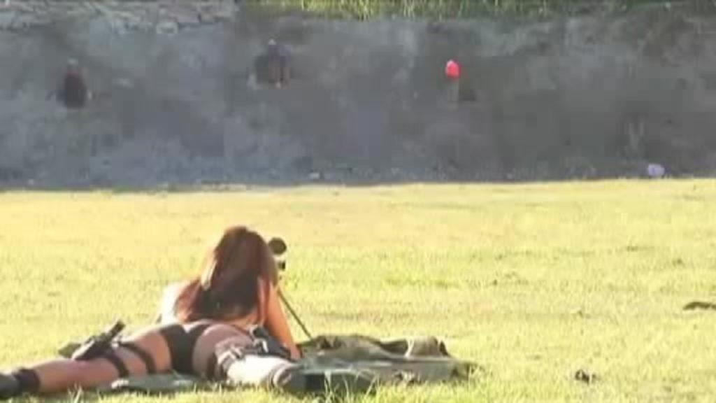 Girl Friday - Gun Bunny Edition