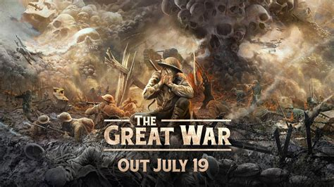 I'm Back - And the Great War is here...