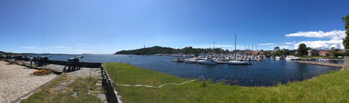 Impressions of Europe - Kristiansand