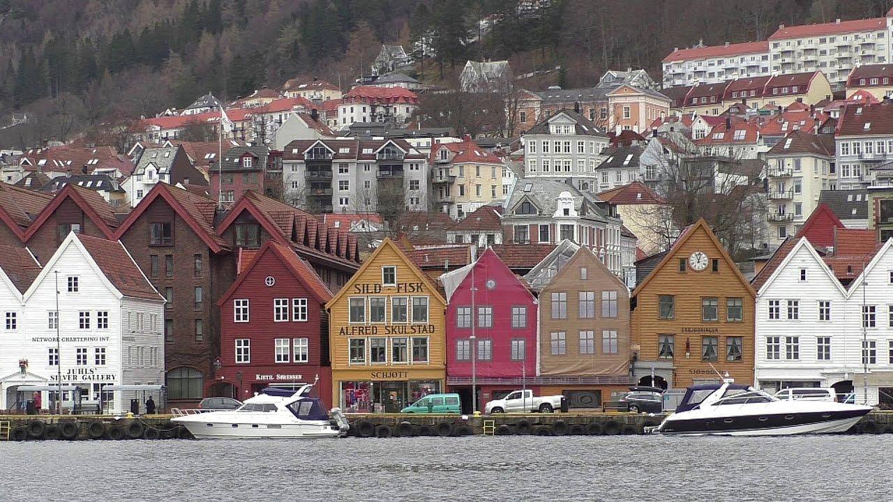 Impressions of Europe - Bergen