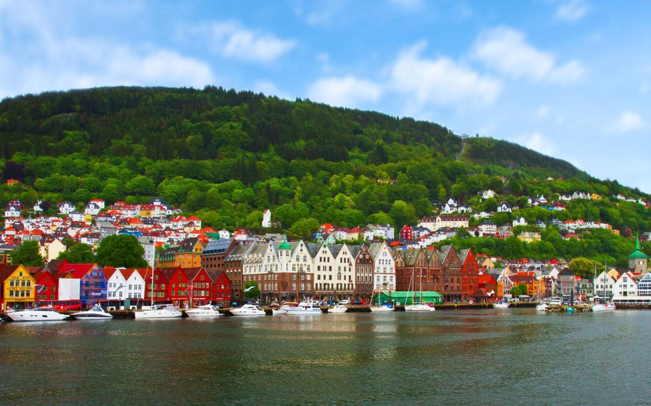 Thoughts on Europe - Bergen, again.