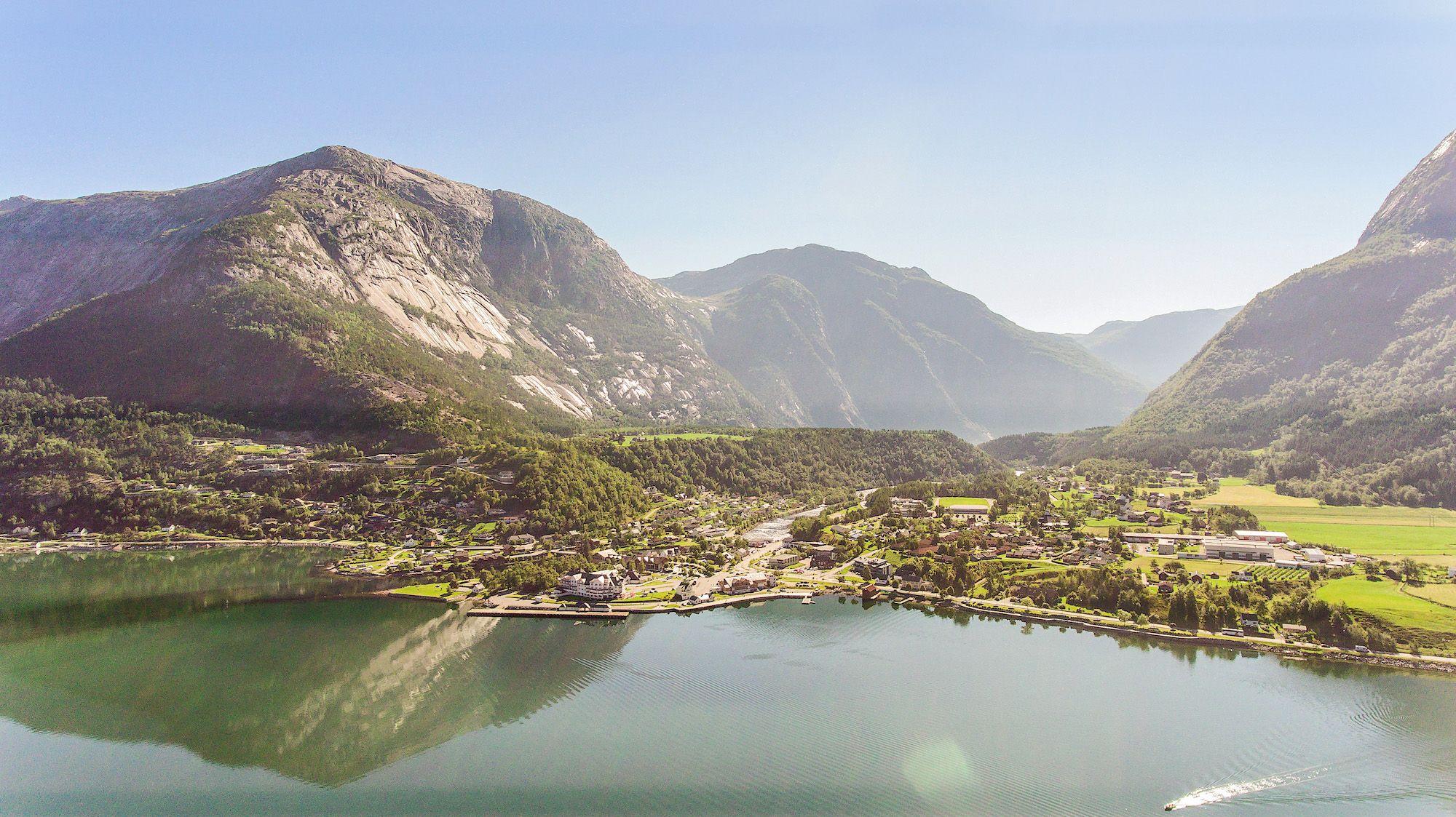 Impressions of Europe - Eidfjord